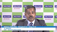 Mr. B. Gopkumar's views on RCapQ4FY17 results of Reliance Securities
