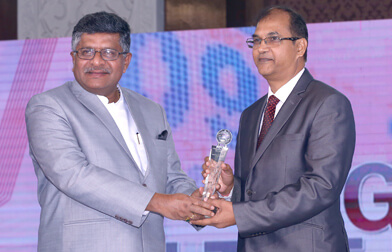 Awards and Milestones- Reliance Capital