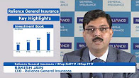 Mr. Rakesh Jain's views on RCapQ4FY17 results of Reliance General Insurance